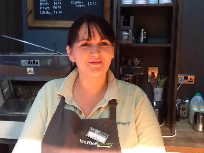 Mary Ann Hogan, Truffles Bakery